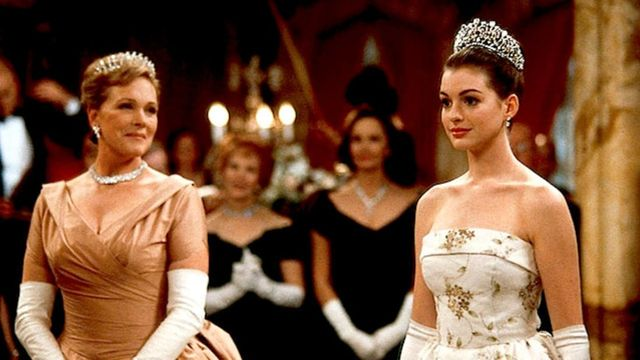 15 surprising facts about 'the princess diaries'