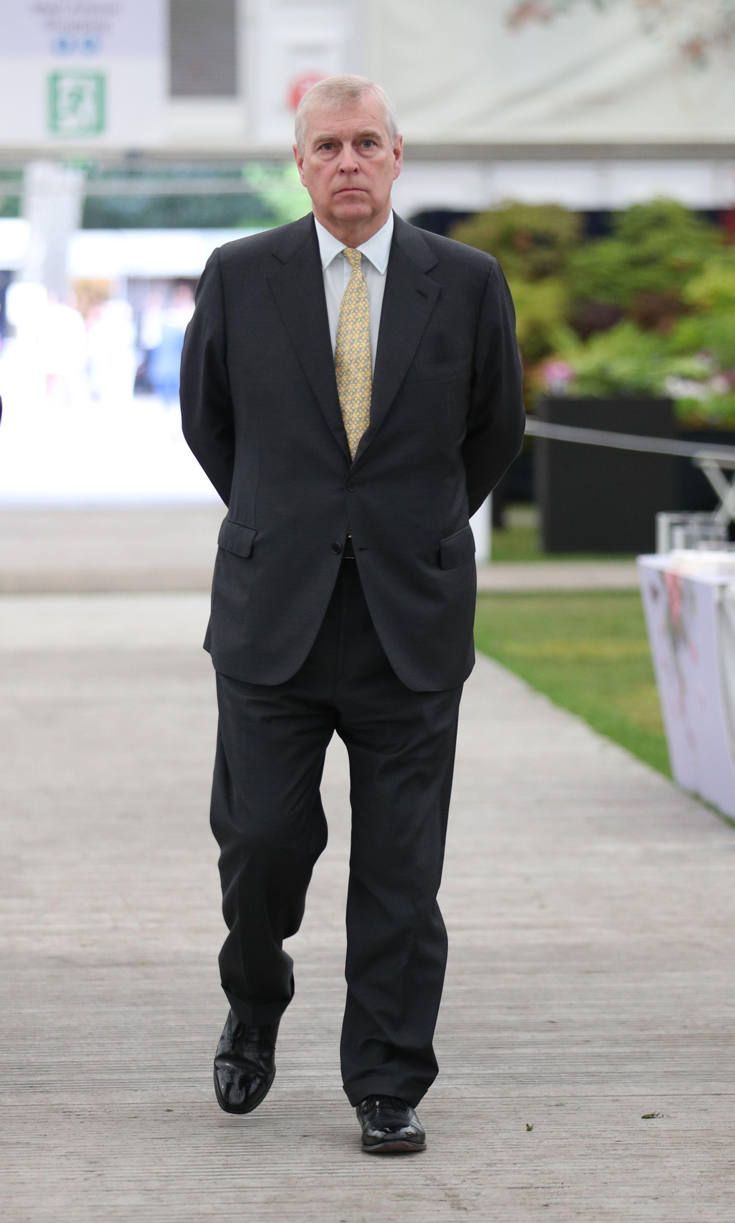 Andrés de Inglaterra, 'horrorizado' por su nuevo escándalo