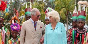 Royal Family News: il viaggio a Cuba del principe Carlo e Camilla