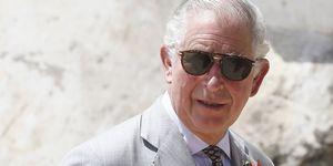 Este es el cariñoso apodo con que Jorge y Carlota se refieren a su abuelo, el príncipe Carlos