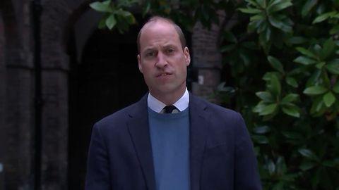 el príncipe guillermo critica a la bbc por engañar a su madre