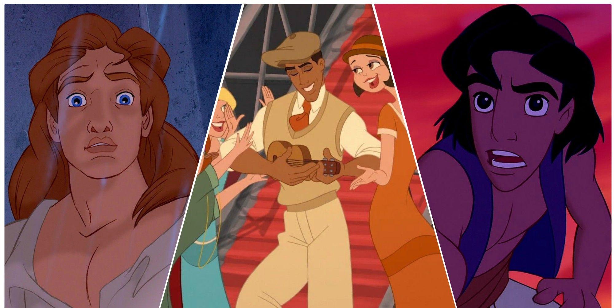Príncipes Disney