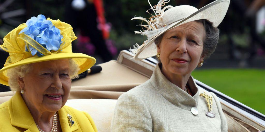Royal Family News La Figlia Della Regina Elisabetta Anna Star Di The Crown