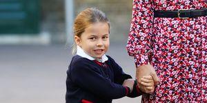 Royal Family News: il soprannome della principessina Charlotte