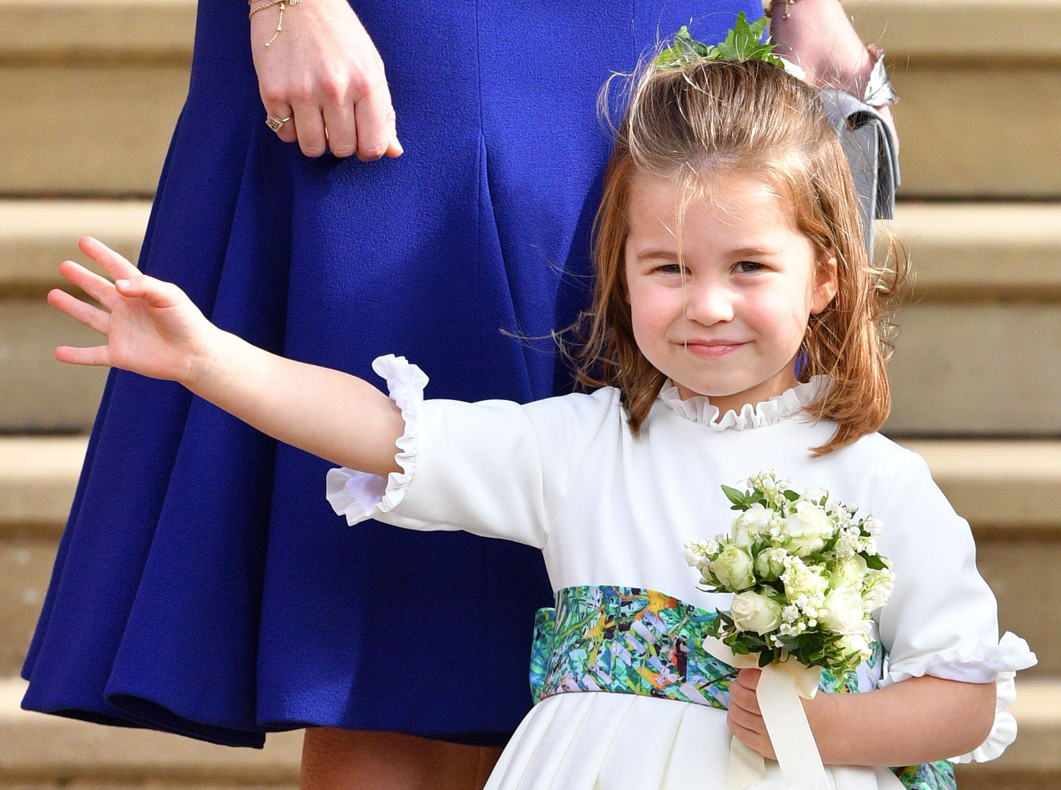 Tutto sulla scuola (a prova di royal family) che la principessina Charlotte frequenterà da settembre