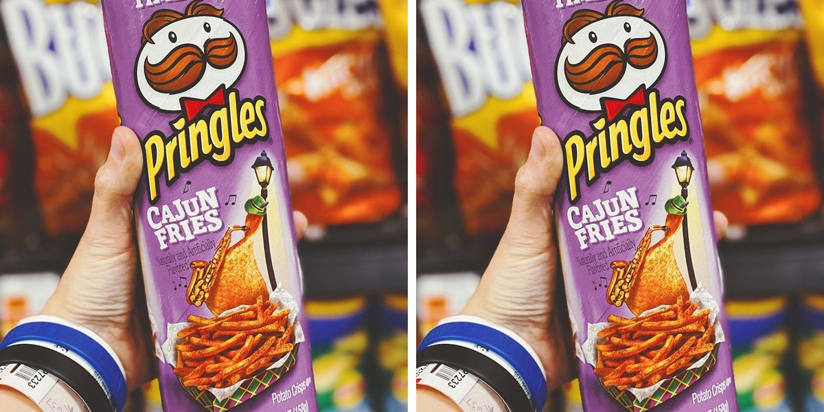 Pringles Just Released Cajun Fries Chips That Are Packed With Flavor