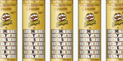 Pringles Is Releasing a Mystery Flavor, and Your Taste Buds Could Win You $10,000