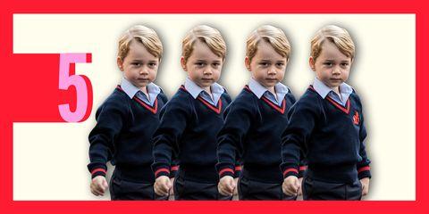 PrinsGeorge, bijnaam Prins George