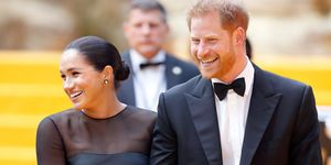Prins Harry feliciteert Meghan Markle