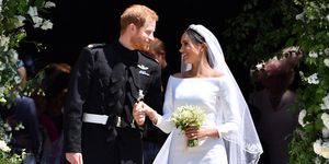 Bruiloft prins Harry en Meghan Markle