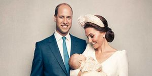 Kate Middleton, Prins William, Prins Louis