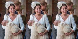 Er zijn op nieuw nieuwe foto's van Prins Louis vrijgegeven, met zijn opa, Prins Charles