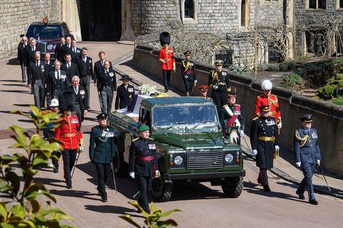 prins philip begrafenis