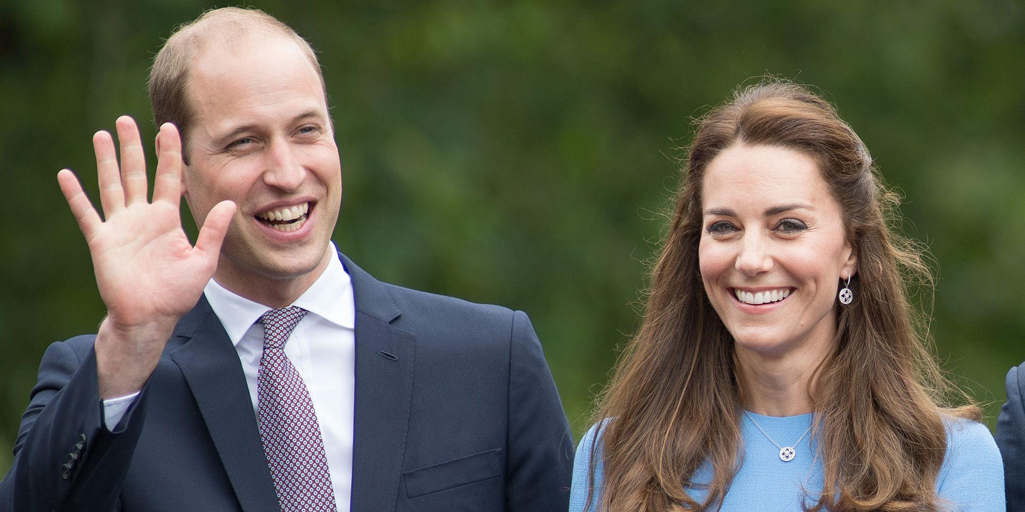 Prins William, Kate Middleton, recreeert kinderfoto