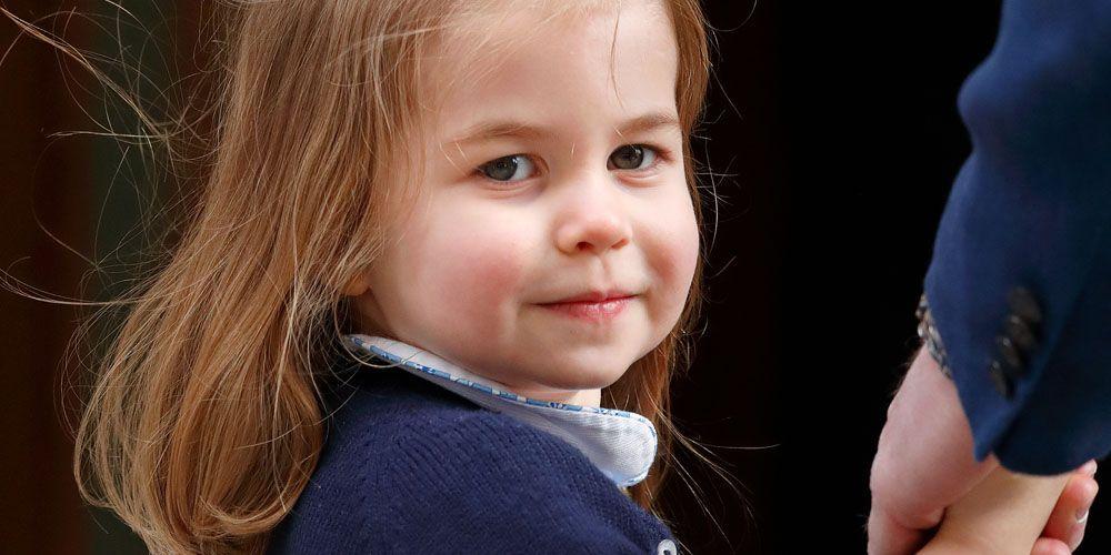 Prinses Charlotte, vest, Prins George, foto's, prins louis