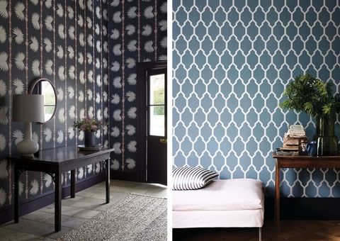 print and patterns for home decor