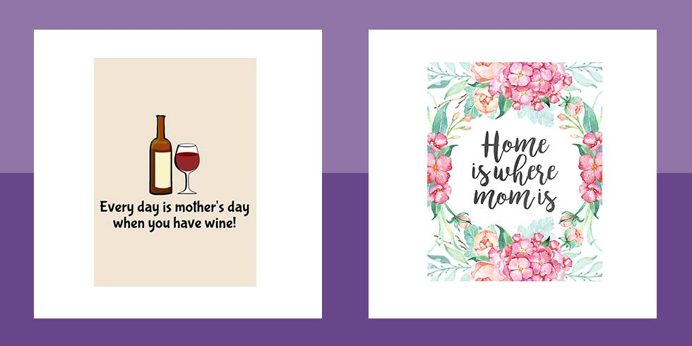 picture about Printable Mothers Day Pictures called 23 Moms Working day Playing cards - Cost-free Printable Moms Working day Playing cards