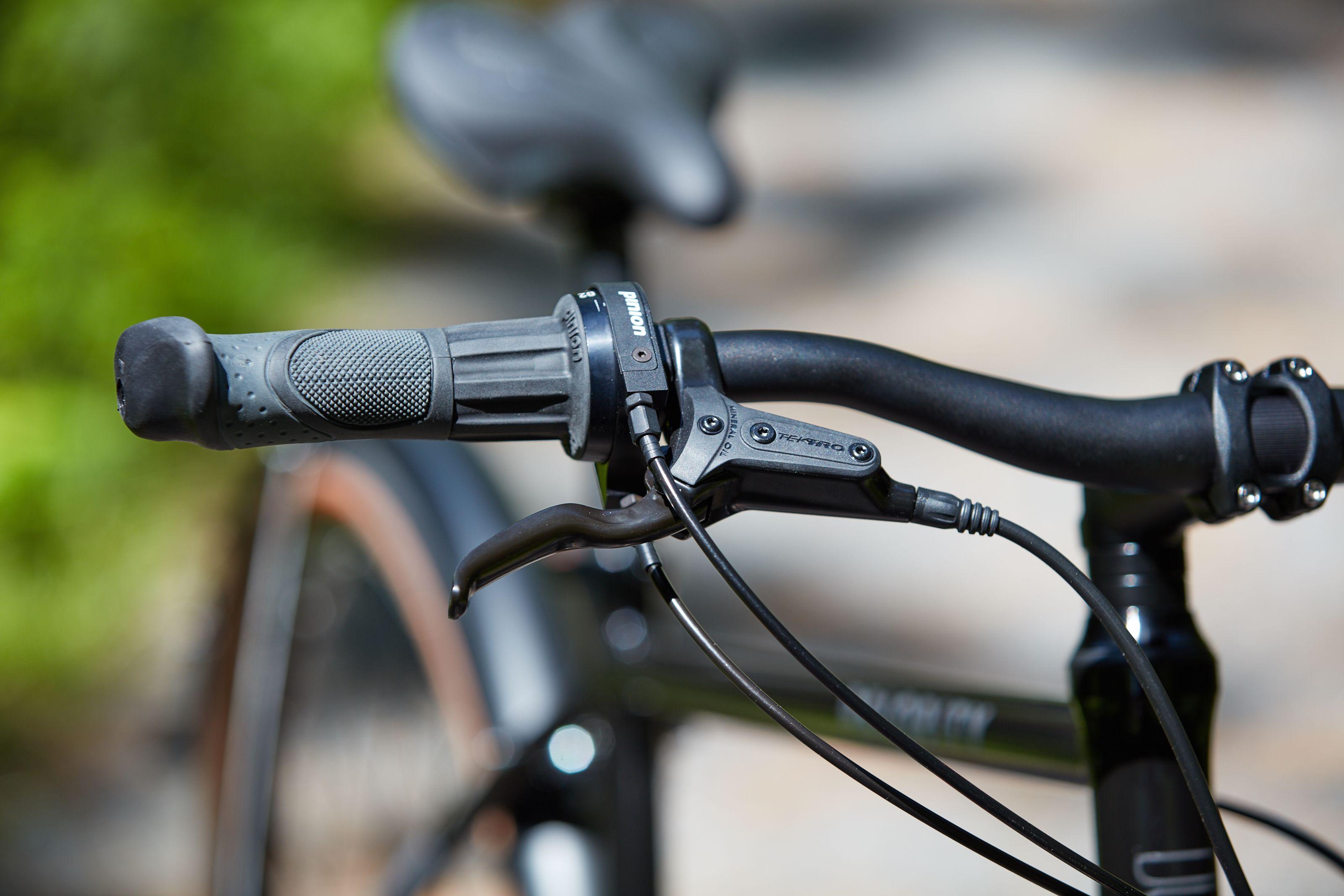 Priority Bicycles 600 City Bike