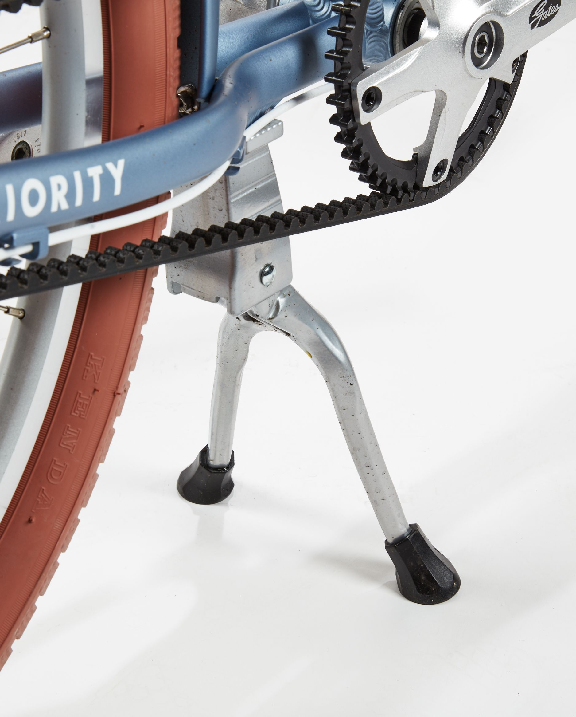 Priority Bicycles Coast kickstand
