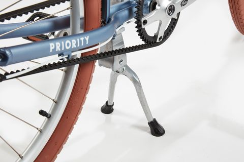 Priority Bicycles Coast kickstand