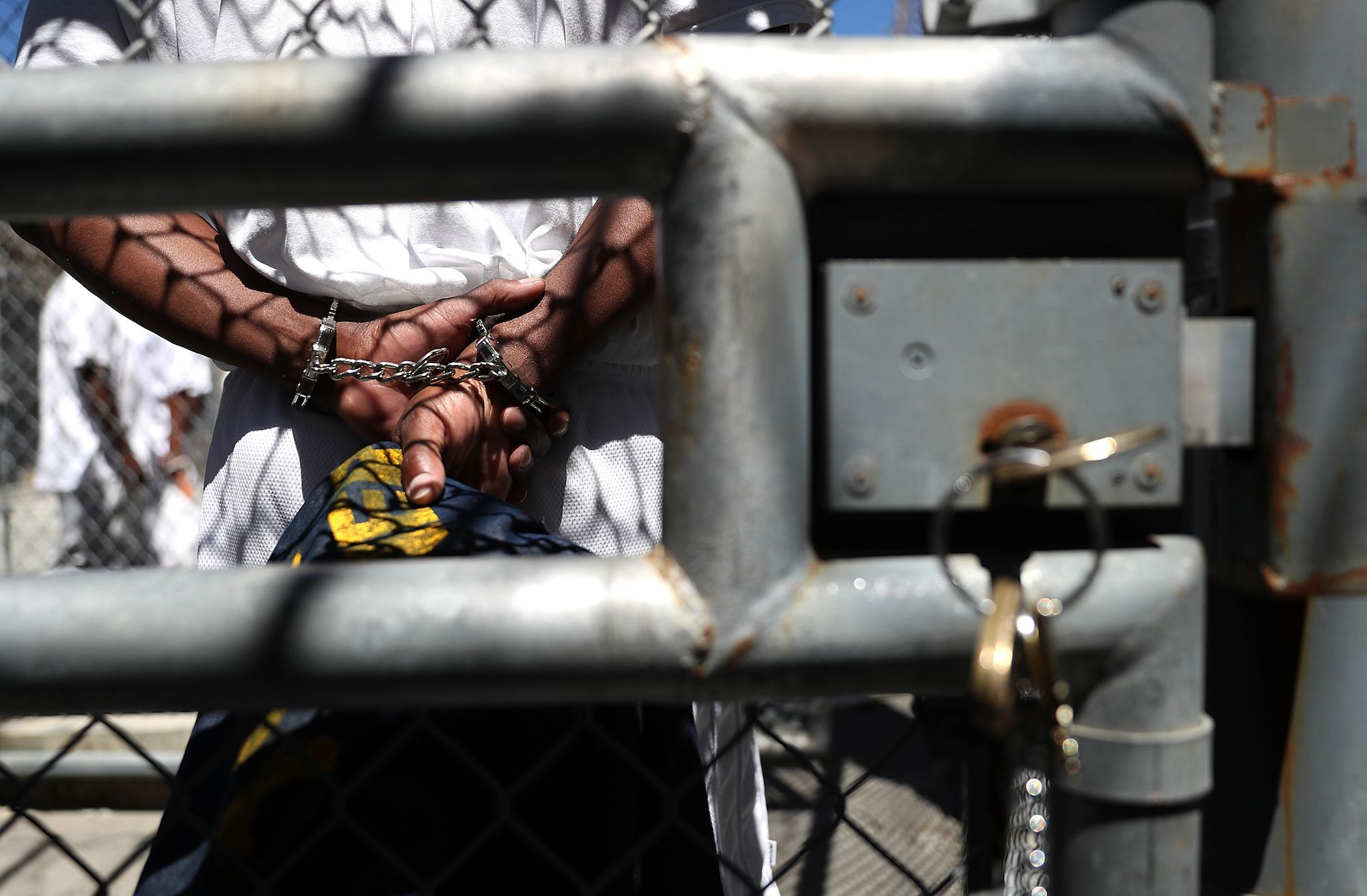 The American Carceral State Was an Abomination Even Without Epidemic Disease