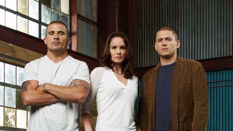 Prison Break, Netflix, nu op Netflix, seizoen 5
