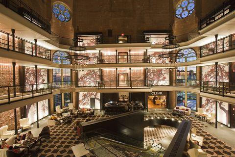 prison turned  luxury hotel