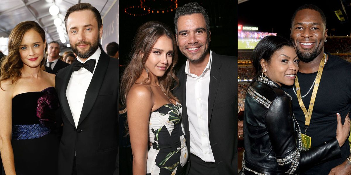 55 Celebrity Couples So Secretive You Forgot They're Together