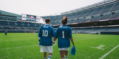 Priyanka Chopra naturally hired a football stadium for Nick Jonas' birthday