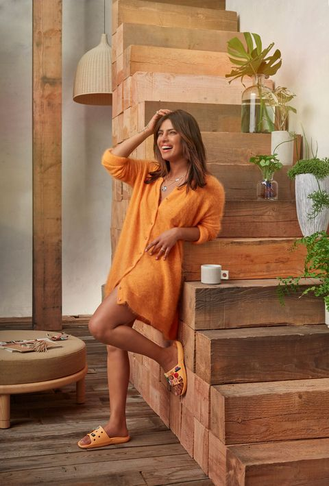 Priyanka Chopra for Crocs' Come As You Are campaign