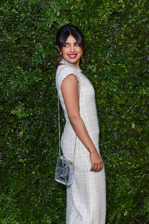 Priyanka Chopra On What Her Wedding Dress Will Look Like What