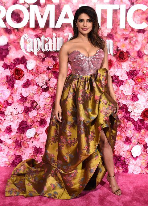 Priyanka Chopra vestido Vivienne Westwood Couture