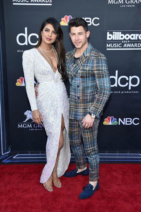 Nick Jonas and Priyanka Chopra Billboard Music Awards 2019