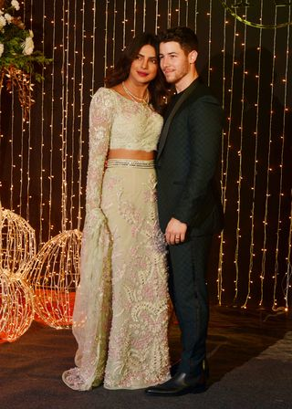 Priyanka Chopra S Wedding Dresses See Photos Of Chopra S Ralph