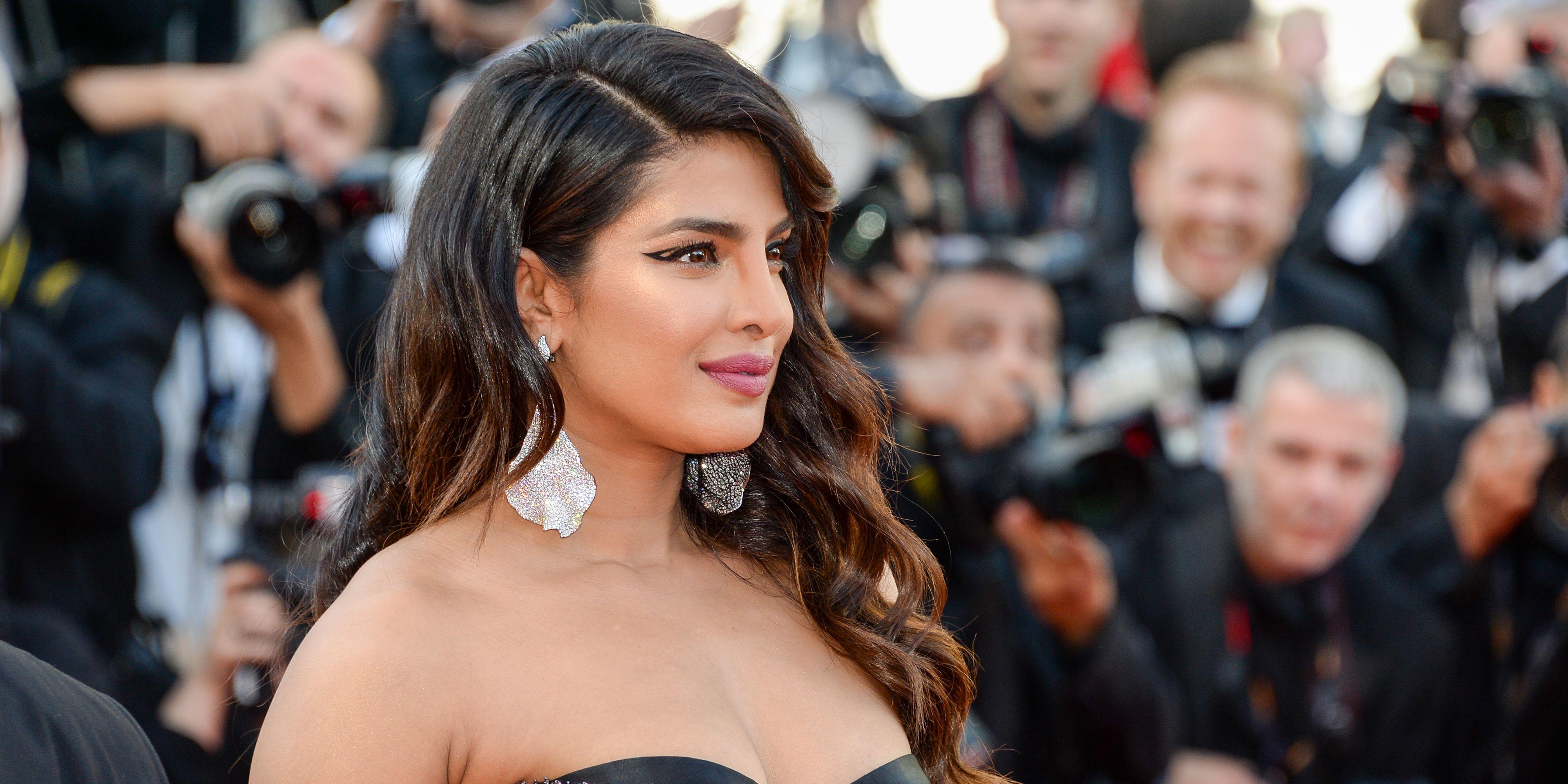 Every Single Make Up Product Priyanka Chopra Wore On The Cannes