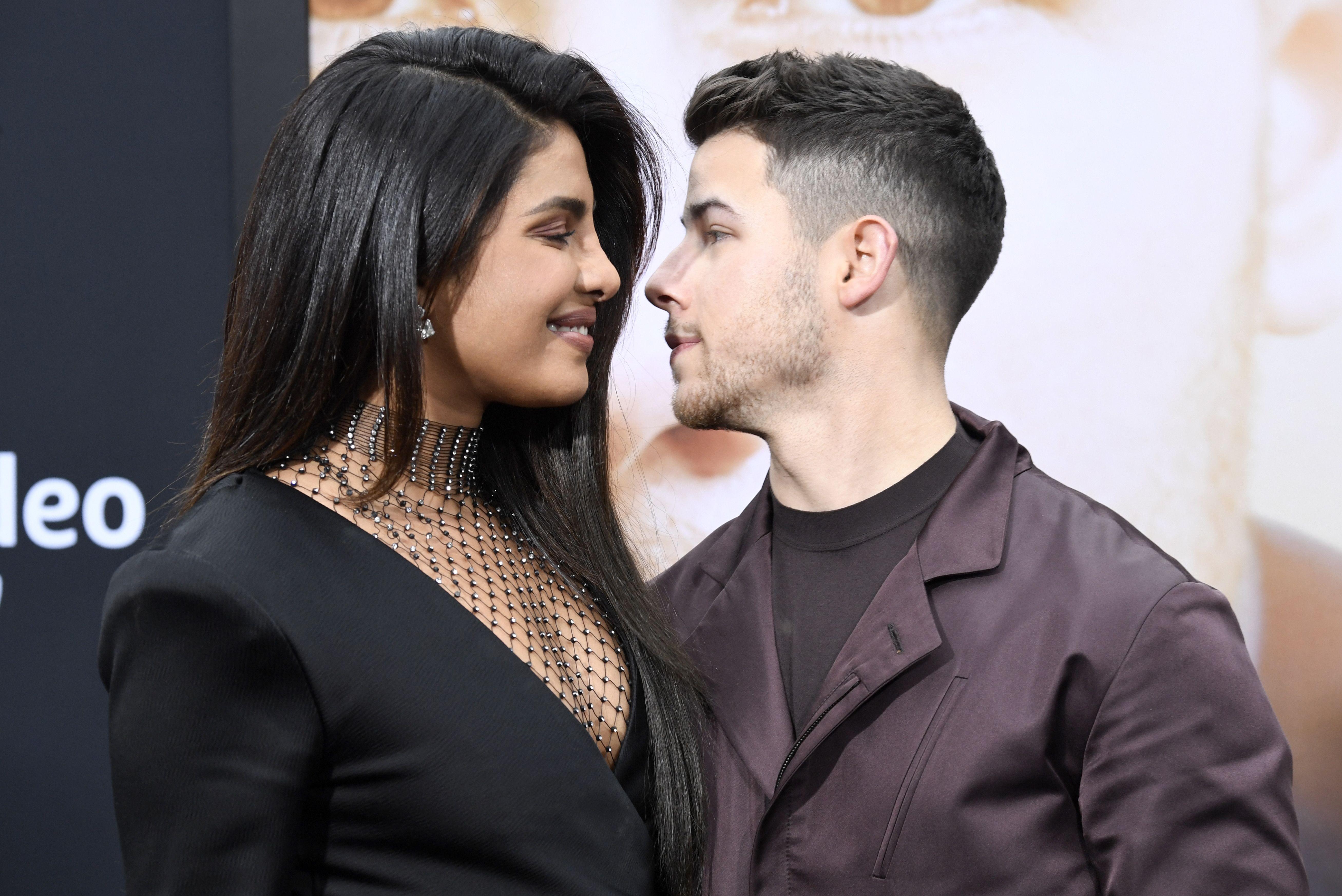 Priyanka Chopra Gives Nick Jonas a Cuddly Husband Appreciation Instagram