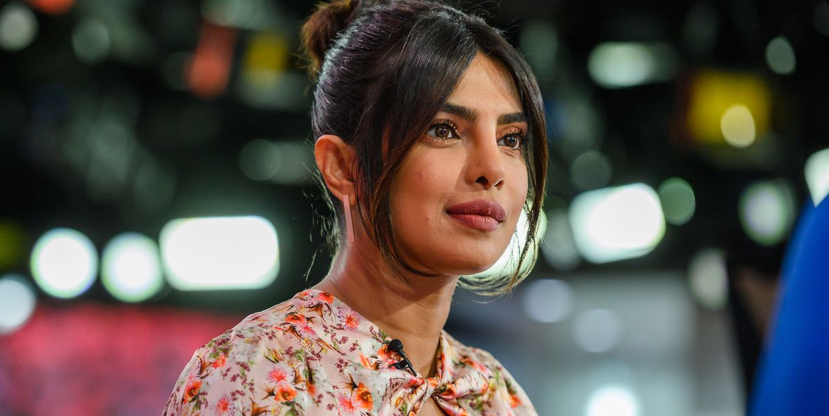 Priyanka Chopra Opens Up About Being Called 'Plastic Chopra' and Having Several Corrective Surgeries