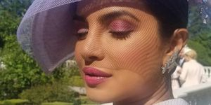 Priyanka Chopra's royal wedding make-up