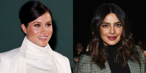 Priyanka Chopra Directly Responded to Rumors She and Meghan Markle Are Feuding