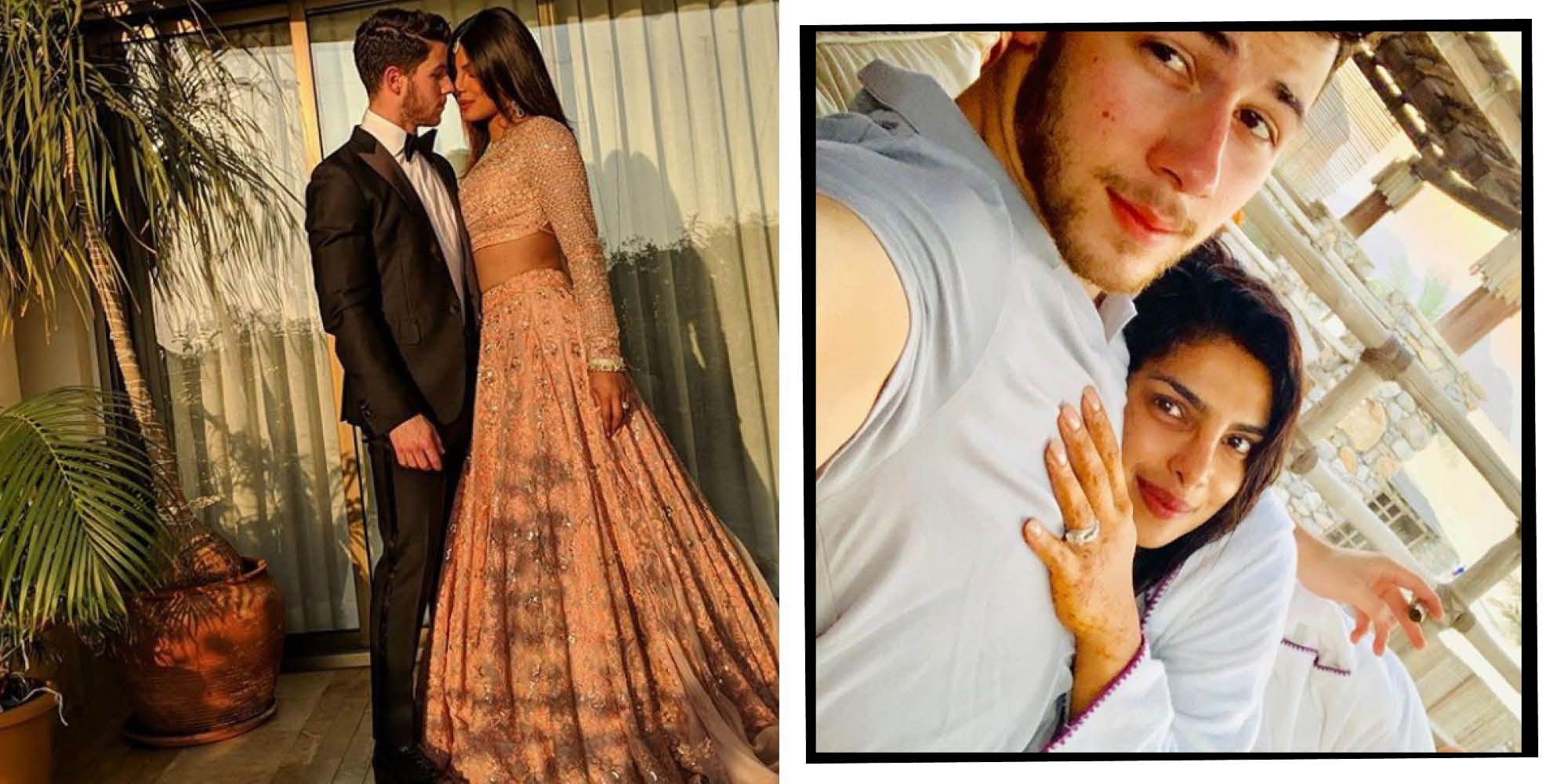 Priyanka Chopra and Nick Jonas honeymoon