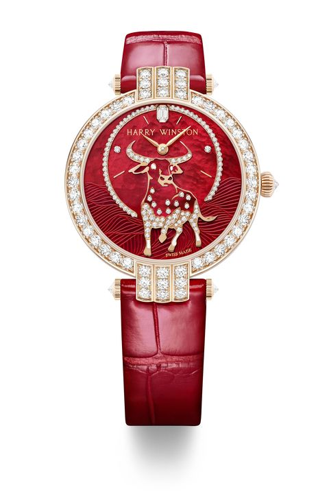 harry winston watch chinese new year