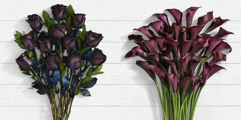 Proflowers Is Selling Black Roses Callas For Your