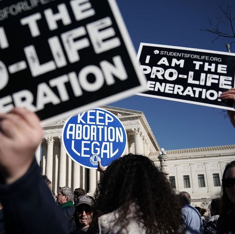 Annual March For Life Rally Winds Through Washington DC
