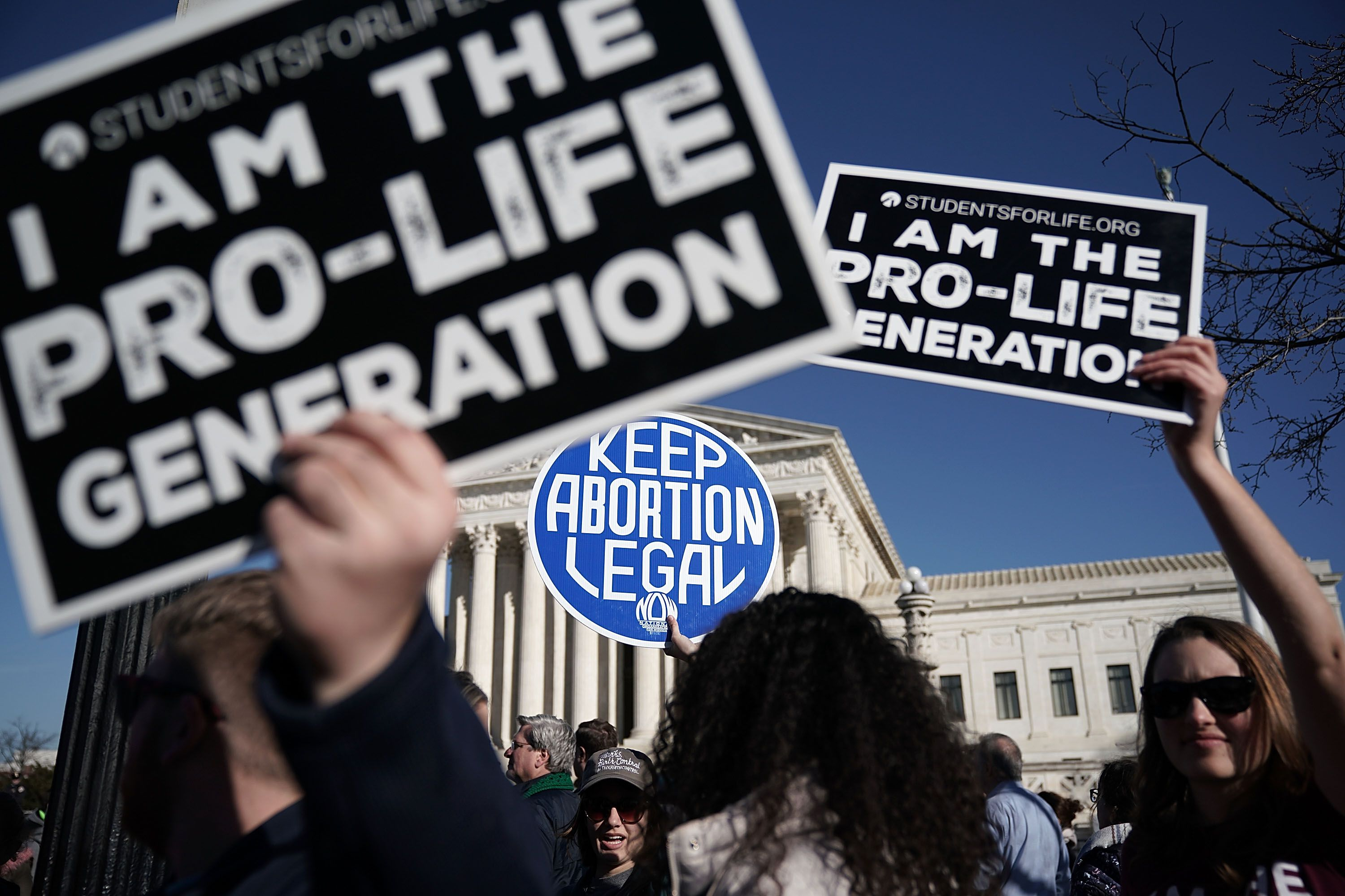 Court Rules Several Anti-Abortion Measures Can Go Into Effect in Arkansas