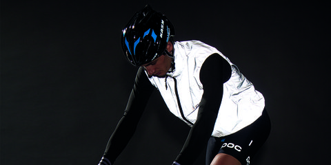 The Reflect360 gilet.