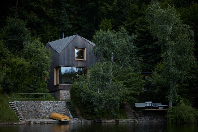 cottage inspired by a ship cabin di prodesidomesi