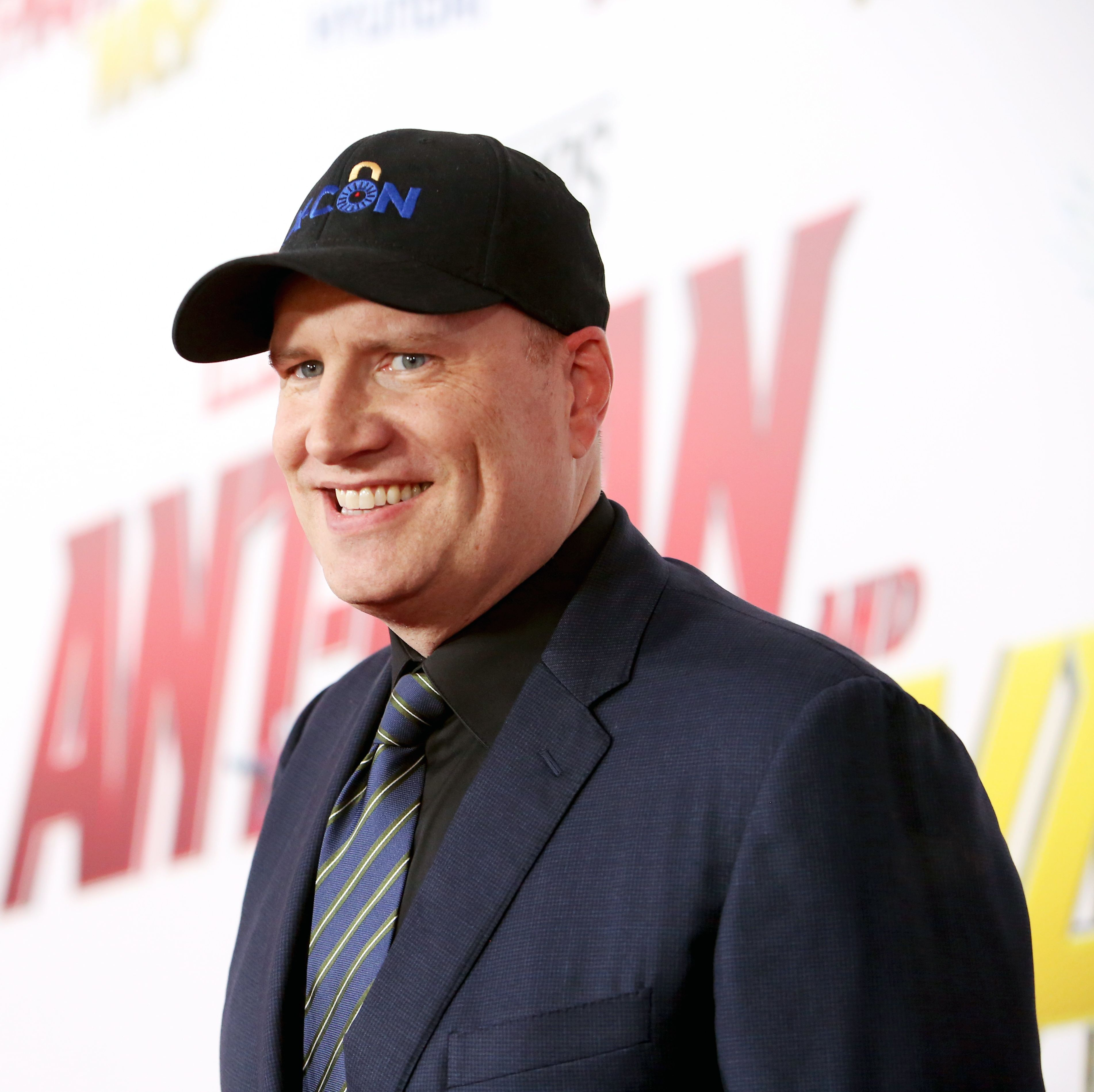 Why Marvel's Kevin Feige Is a Men's Health Legend