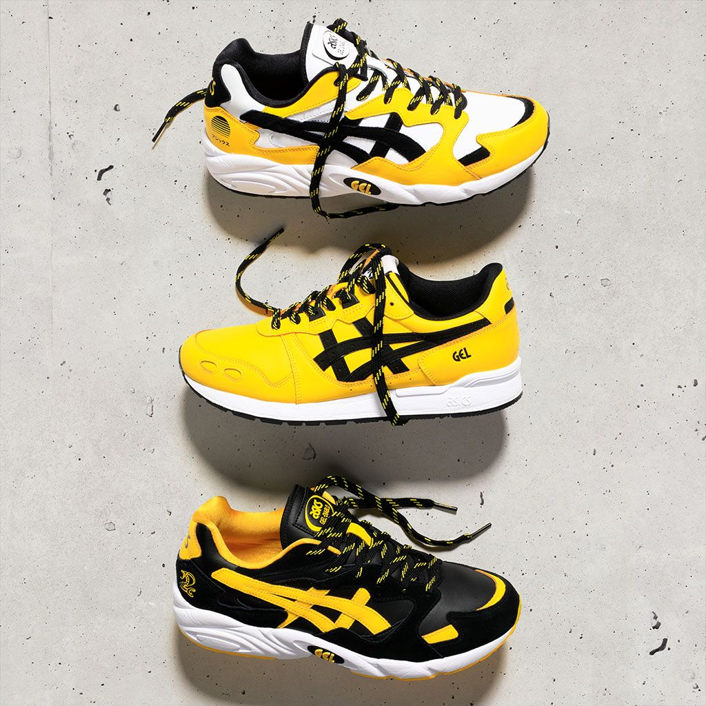 Asics Welcome to the Dojo Collection