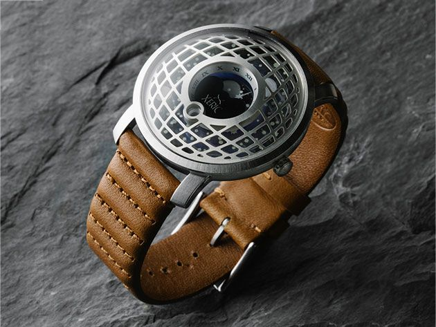 Xeric Trappist-1 Moonphase Watches