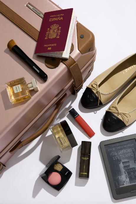 Productos Chanel para viajar